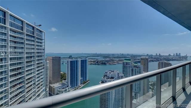 495 Brickell Ave #5404, Miami, FL 33131 (MLS #A11069270) :: Castelli Real Estate Services
