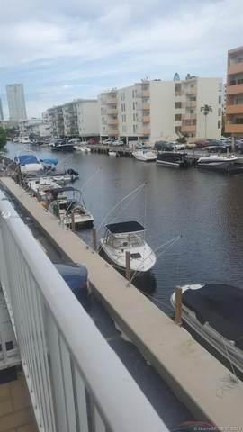 3536 NE 168th St #207, North Miami Beach, FL 33160 (MLS #A11069279) :: The Howland Group