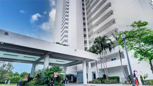 15051 E Royal Oaks Ln #1406, North Miami, FL 33181 (MLS #A11069289) :: The Howland Group
