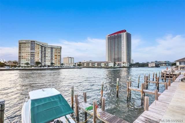 1865 S Ocean Dr, Hallandale Beach, FL 33009 (MLS #A11069290) :: Green Realty Properties