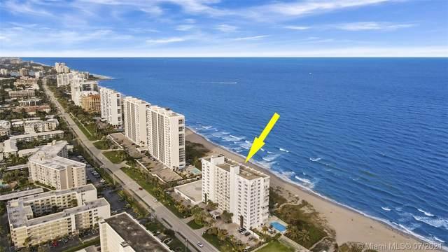 3000 S Ocean Blvd #1002, Boca Raton, FL 33432 (#A11069359) :: Dalton Wade