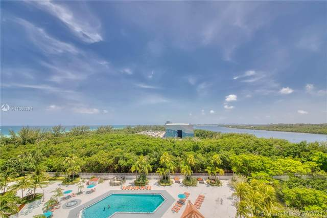 100 Bayview #925, Sunny Isles Beach, FL 33160 (MLS #A11069394) :: Onepath Realty - The Luis Andrew Group
