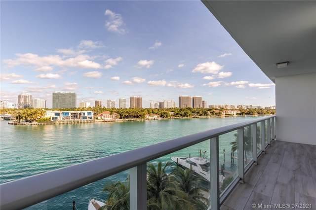10201 E Bay Harbor Dr #403, Bay Harbor Islands, FL 33154 (MLS #A11069405) :: Castelli Real Estate Services
