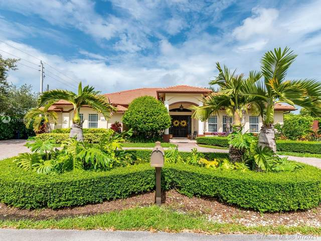 9801 SW 73rd Ave, Pinecrest, FL 33156 (MLS #A11069418) :: Prestige Realty Group