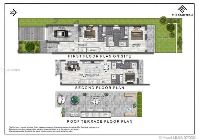 1375 SW 22nd Terrace #1, Miami, FL 33145 (MLS #A11069439) :: Carole Smith Real Estate Team