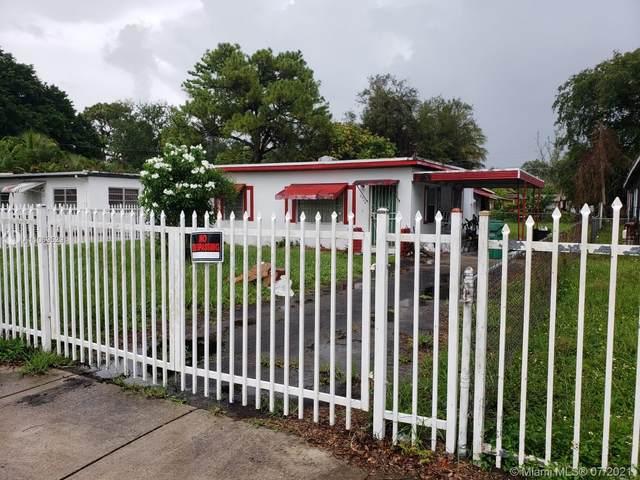 2036 NW 97th St, Miami, FL 33147 (MLS #A11069529) :: Natalia Pyrig Elite Team   Charles Rutenberg Realty
