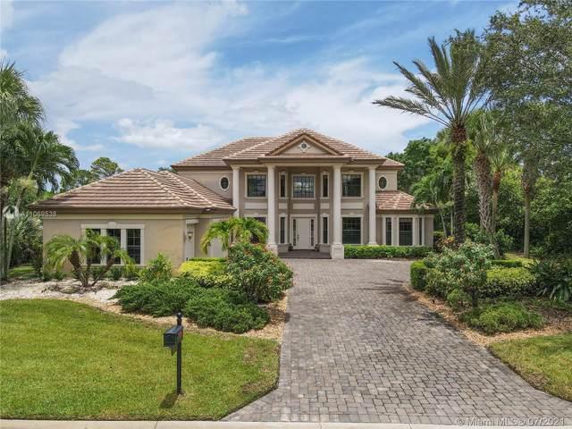9827 SE Sandpine Ln, Hobe Sound, FL 33455 (MLS #A11069538) :: Castelli Real Estate Services