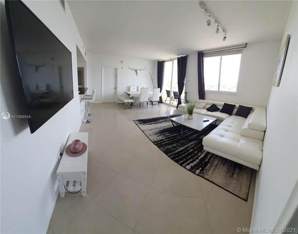 2775 NE 187th St #506, Aventura, FL 33180 (MLS #A11069545) :: Berkshire Hathaway HomeServices EWM Realty
