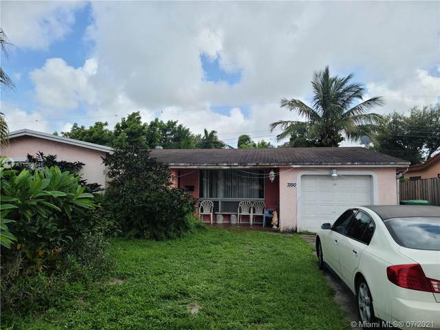 7150 Dilido Blvd, Miramar, FL 33023 (MLS #A11069546) :: All Florida Home Team
