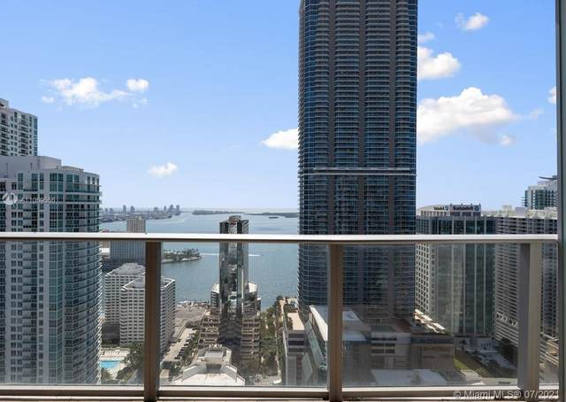 1010 Brickell Ave #3503, Miami, FL 33131 (MLS #A11069556) :: The Howland Group