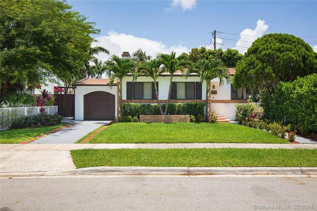 2221 SW 19th Ter, Miami, FL 33145 (MLS #A11069560) :: The Rose Harris Group