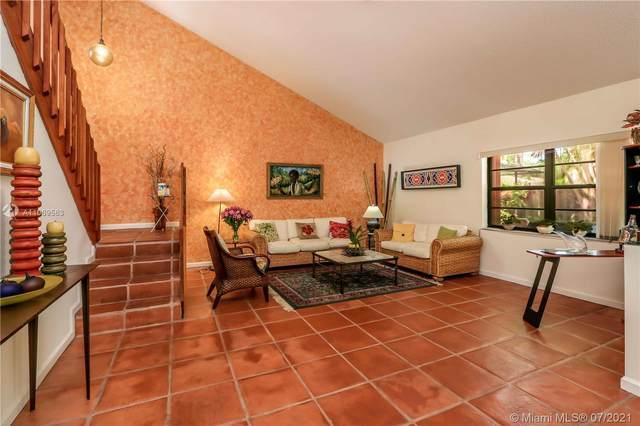 9123 SW 117th Pl #9123, Miami, FL 33186 (MLS #A11069563) :: Carole Smith Real Estate Team