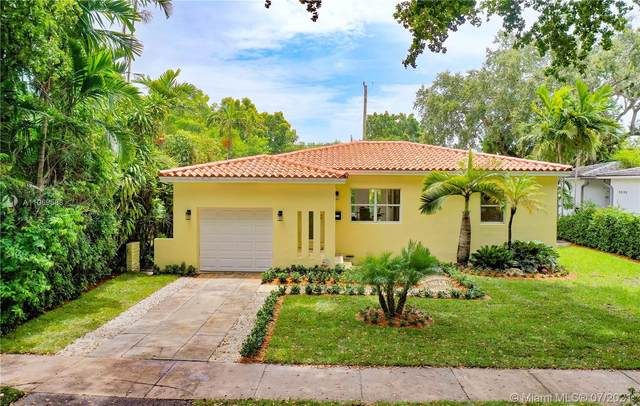 3409 Monegro St, Coral Gables, FL 33134 (MLS #A11069588) :: Prestige Realty Group