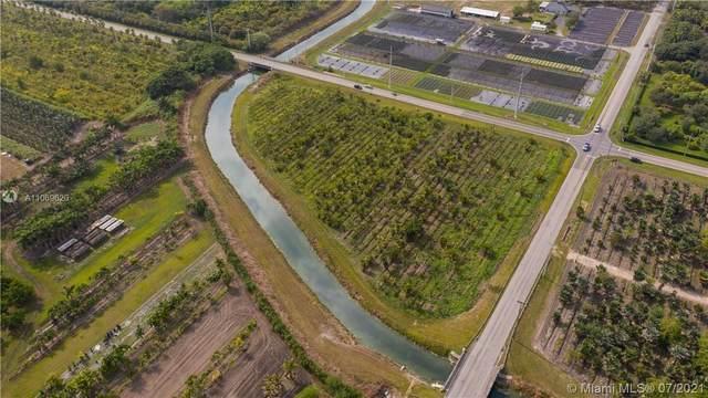 263XXX SW 157 Ave, Homestead, FL 33032 (MLS #A11069620) :: Berkshire Hathaway HomeServices EWM Realty