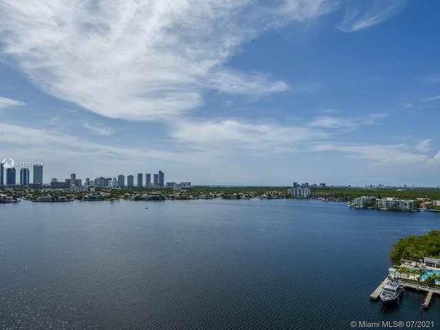 17301 Biscayne Blvd #1609, North Miami Beach, FL 33160 (MLS #A11069624) :: Castelli Real Estate Services
