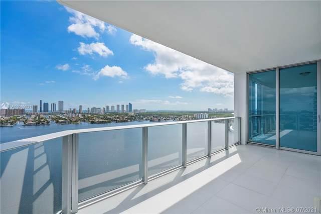 17111 Biscayne Blvd #2109, North Miami Beach, FL 33160 (MLS #A11069631) :: The Jack Coden Group