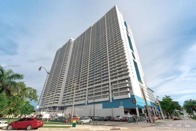 1717 N Bayshore Dr A-3455, Miami, FL 33132 (MLS #A11069636) :: The Howland Group