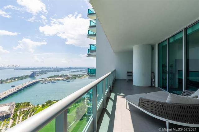 900 Biscayne Blvd #5608, Miami, FL 33132 (MLS #A11069655) :: GK Realty Group LLC