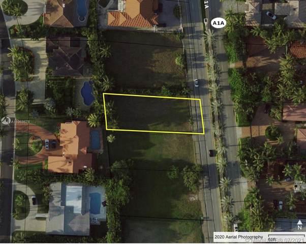00 Ocean Blvd, Golden Beach, FL 33160 (MLS #A11069678) :: KBiscayne Realty