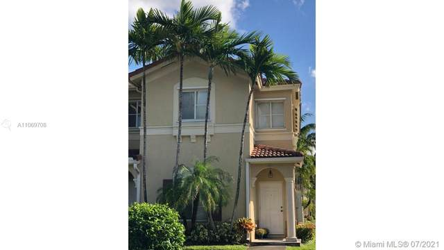 10720 NW 82nd Ter 1-8, Doral, FL 33178 (MLS #A11069708) :: The Howland Group