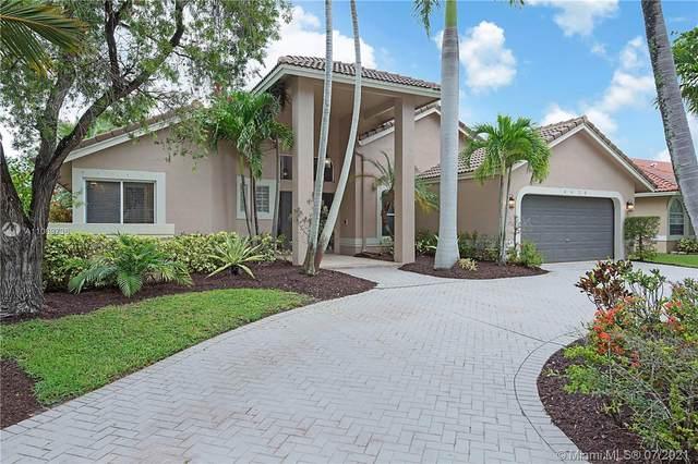 4620 NW 100th Way, Coral Springs, FL 33076 (MLS #A11069736) :: Vigny Arduz | RE/MAX Advance Realty