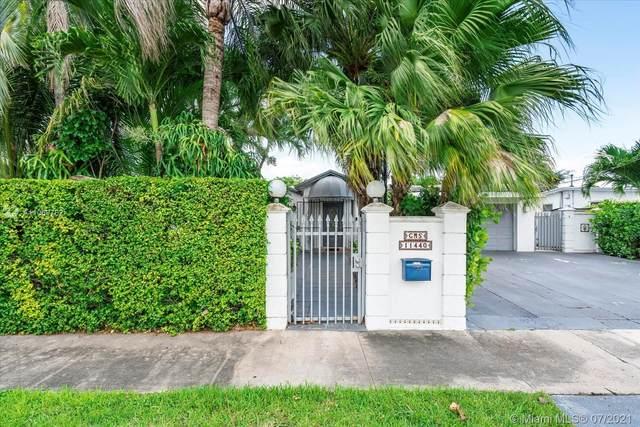 11440 SW 57th Ter, Miami, FL 33173 (MLS #A11069762) :: Equity Advisor Team