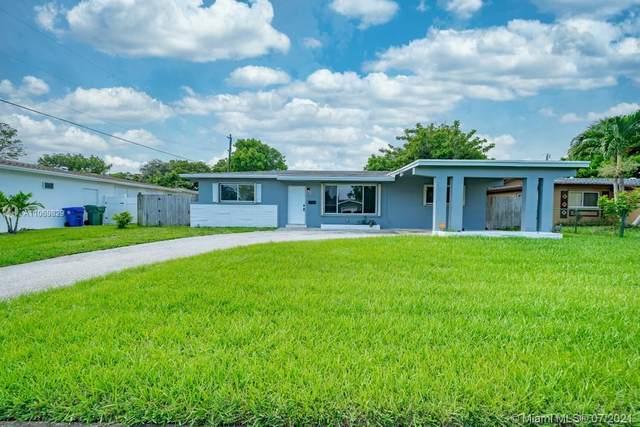 750 SW 64th Terrace, Pembroke Pines, FL 33023 (MLS #A11069829) :: The Teri Arbogast Team at Keller Williams Partners SW