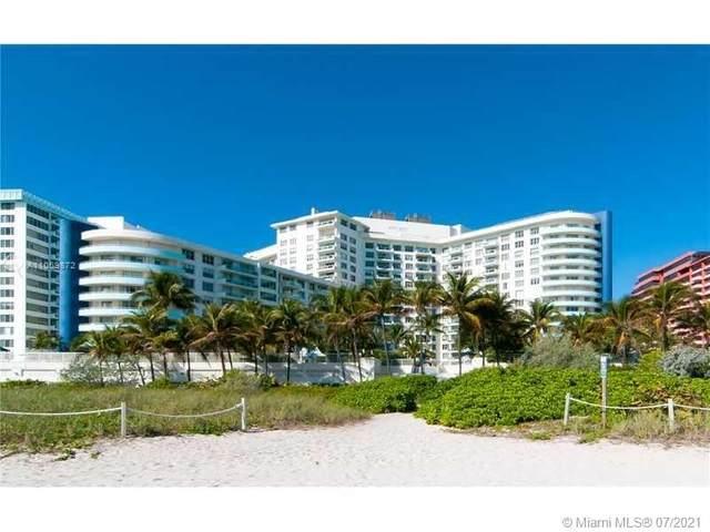 5151 Collins Ave #720, Miami Beach, FL 33140 (MLS #A11069872) :: Berkshire Hathaway HomeServices EWM Realty