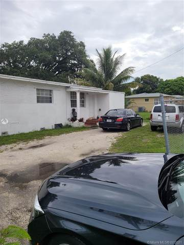 1242 NE 145th St, Miami, FL 33161 (MLS #A11069879) :: Prestige Realty Group