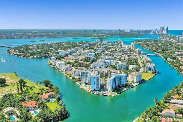 9102 W Bay Harbor Dr 10A, Bay Harbor Islands, FL 33154 (MLS #A11069899) :: Douglas Elliman