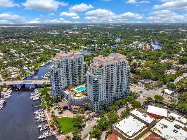 610 W Las Olas Blvd 1414N, Fort Lauderdale, FL 33312 (#A11070064) :: Dalton Wade