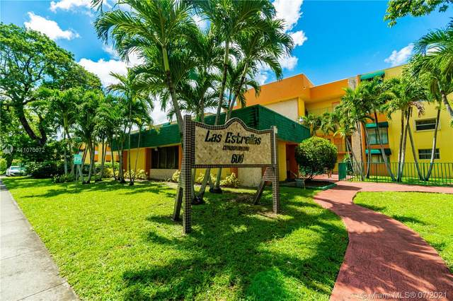 606 W 81st St #106, Hialeah, FL 33014 (MLS #A11070072) :: Onepath Realty - The Luis Andrew Group