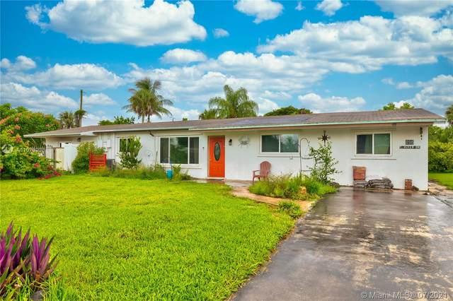 898 E River Dr, Margate, FL 33063 (MLS #A11070203) :: Prestige Realty Group