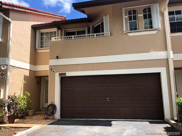 4917 Riverside Dr #202, Coral Springs, FL 33067 (MLS #A11070276) :: Berkshire Hathaway HomeServices EWM Realty