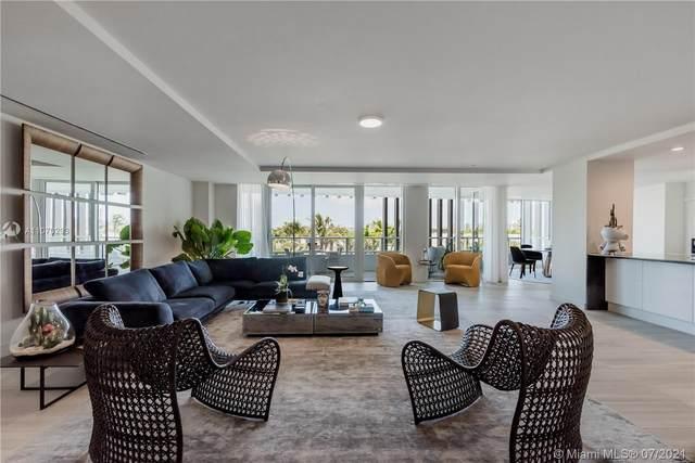 4701 Meridian Ave #424, Miami Beach, FL 33140 (MLS #A11070293) :: Castelli Real Estate Services