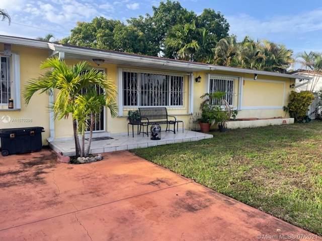 8951 SW 21st St, Miami, FL 33165 (MLS #A11070296) :: Prestige Realty Group