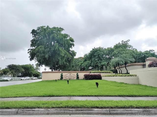 18250 Mediterranean Blvd 8-15, Hialeah, FL 33015 (MLS #A11070299) :: The Howland Group