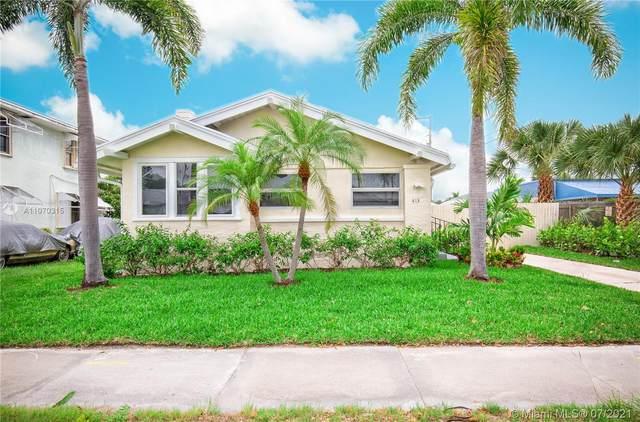 413 Upland Rd, West Palm Beach, FL 33401 (MLS #A11070315) :: Team Citron