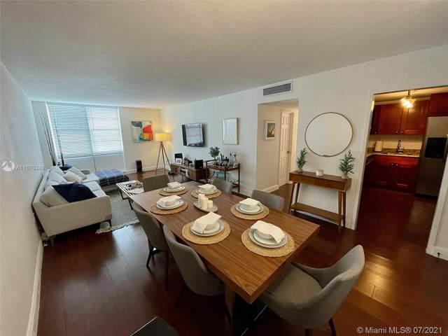 145 SE 25th Rd #901, Miami, FL 33129 (MLS #A11070349) :: Berkshire Hathaway HomeServices EWM Realty