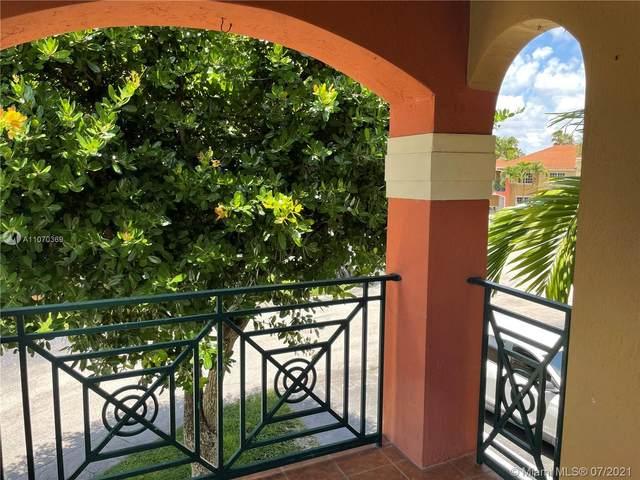 13326 SW 152nd St #3302, Miami, FL 33177 (MLS #A11070369) :: GK Realty Group LLC
