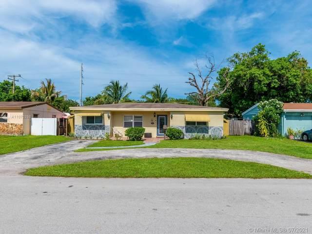 3131 SW 64th Ter, Miramar, FL 33023 (MLS #A11070398) :: Prestige Realty Group