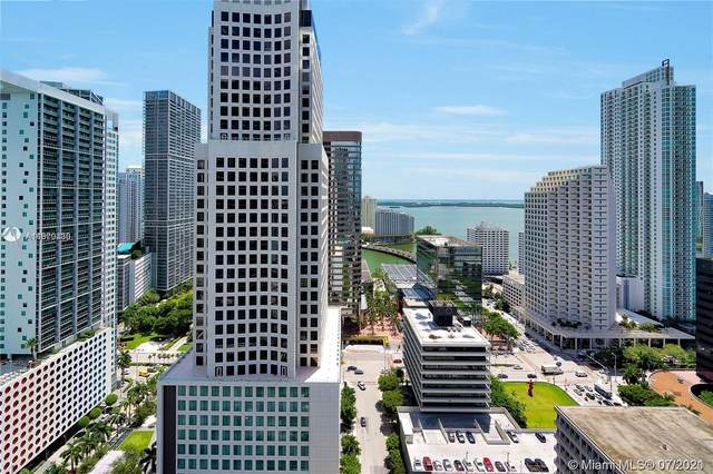 68 SE 6th St #2501, Miami, FL 33131 (MLS #A11070430) :: The Jack Coden Group