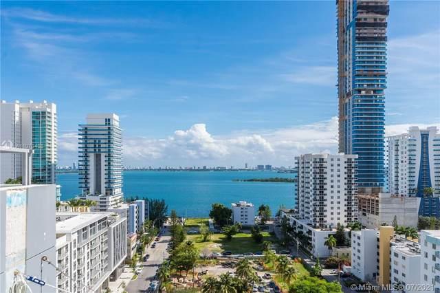 350 NE 24th St #1402, Miami, FL 33137 (MLS #A11070468) :: Carole Smith Real Estate Team