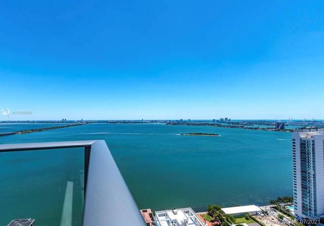 460 NE 28th St #3308, Miami, FL 33137 (MLS #A11070480) :: The Howland Group