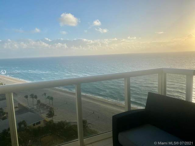 18201 Collins Ave #1804, Sunny Isles Beach, FL 33160 (MLS #A11070491) :: Onepath Realty - The Luis Andrew Group