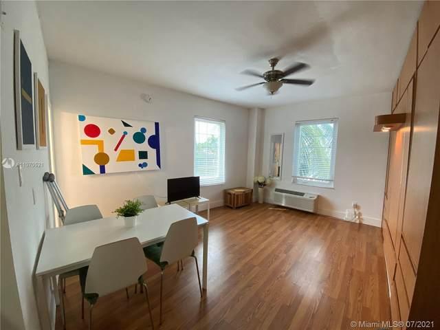 3025 Indian Creek Dr #215, Miami Beach, FL 33140 (MLS #A11070521) :: Castelli Real Estate Services