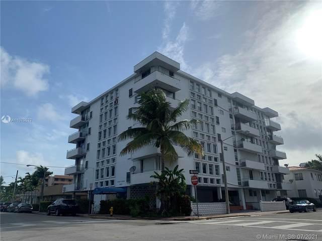 8001 Byron Ave 3A, Miami Beach, FL 33141 (#A11070532) :: Dalton Wade
