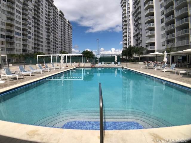 18071 Biscayne Blvd #804, Aventura, FL 33160 (MLS #A11070535) :: GK Realty Group LLC
