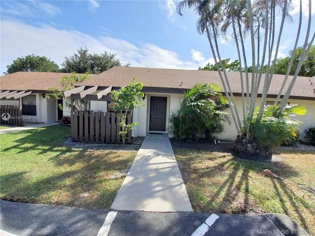 102 Via De Casas Norte #102, Boynton Beach, FL 33426 (MLS #A11070536) :: The Rose Harris Group