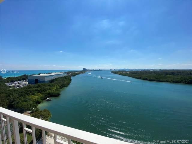 300 Bayview Dr #1612, Sunny Isles Beach, FL 33160 (MLS #A11070586) :: GK Realty Group LLC